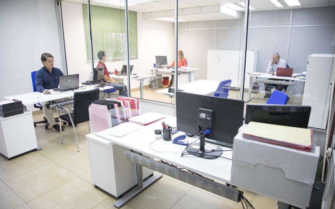 ESAK renueva su oficina técnica