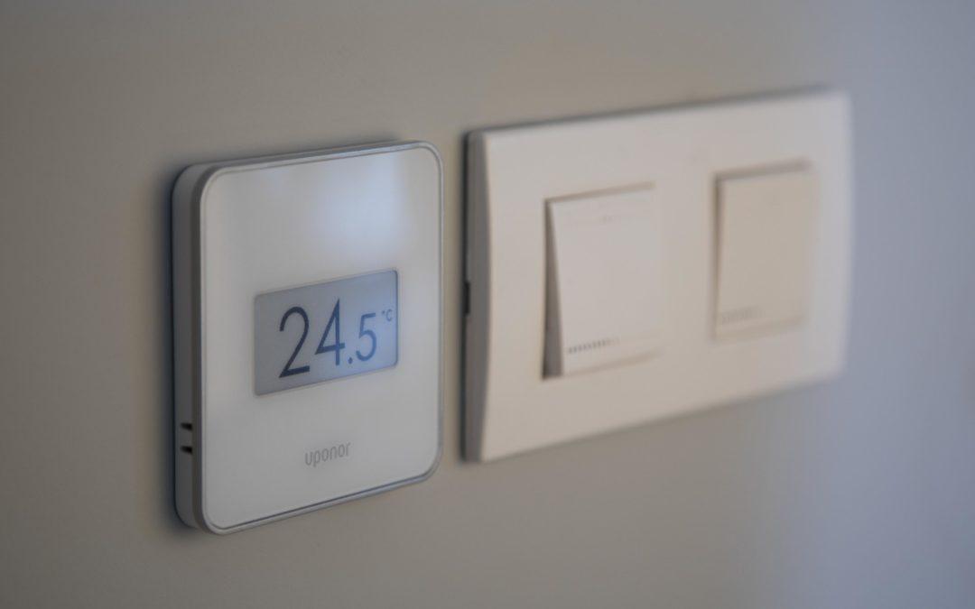Nuevo sistema de control de temperatura