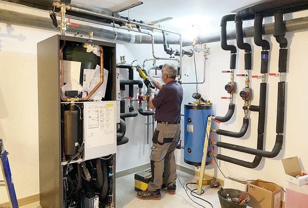 Arquitectos a la vanguardia apostando por la geotermia